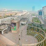 【ホテル富士から10分】グルガオンサイバーシティ(DLF Cyber city)に隣接するレストラン街サイバーハブ(Cyber Hub)はとてもおすすめ!
